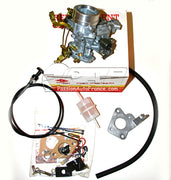 Kit Conversion WEBER Carburateur Ford Motorcraft VV 1.6 OHC Ford Transit 1981-1986 Boite Manuelle.