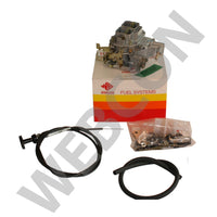 Kit conversion carburateur Weber 32/36DGV Ford Pinto