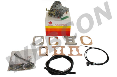 Kit conversion carburateur Weber 32/36 DGV Opel Rekord / Ascona / Manta GM Varajet II