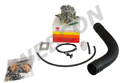 Kit conversion carburateur Weber Volvo 740 2.3 (avec EGR)