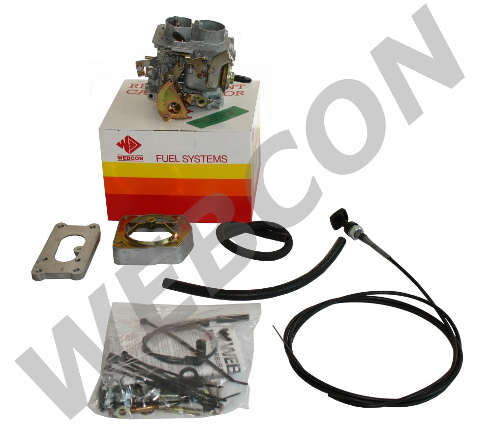 Kit conversion carburateur Weber pour Bedford Midi 2.0 (1994cc)