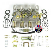 Kit Doubles Carburateurs WEBER 45 DCOE Volkswagen Golf 1.8/ 2.0 16v