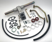 Kit Pipe Admission pour VW 1600 Type 1 ou Type 2 double admission Carburateur WEBER 32/36 DFAV / DFEV