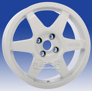 Jante Revolution Millenium Rally 7.5x17 ET25 FORD Sierra Cosworth GpA, Blanche