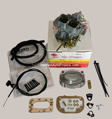 Kit Carburateur WEBER Conversion Solex 32 DIDTA Opel Rekord / Manta 19S 1970-75