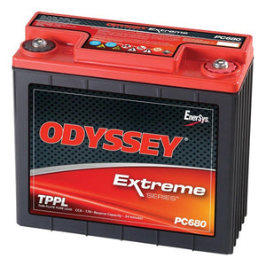 Batteries Odyssey Extreme Racing 25 PC680
