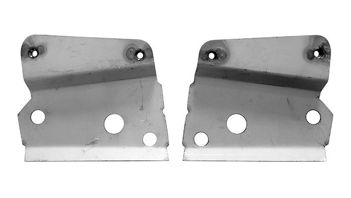Platines Barre Anti Roulis Ford Escort MK2