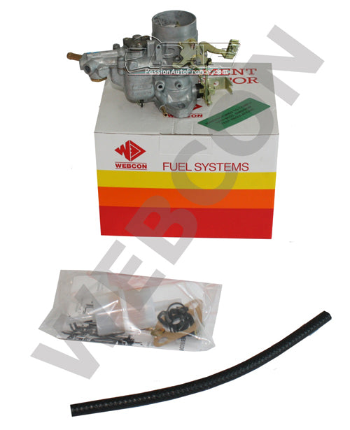 Kit Webcon Weber Conversion Carburateur Ford IV 2.0 OHC Ford Transit 1978-1981 Boite Manuelle