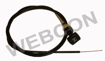 Cable Starter Manuel Carburateur WEBER 183cm/198cm.
