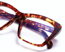 Load image into Gallery viewer, Ana III • Havana Tortoiseshell- HANDMADE IN MONACO