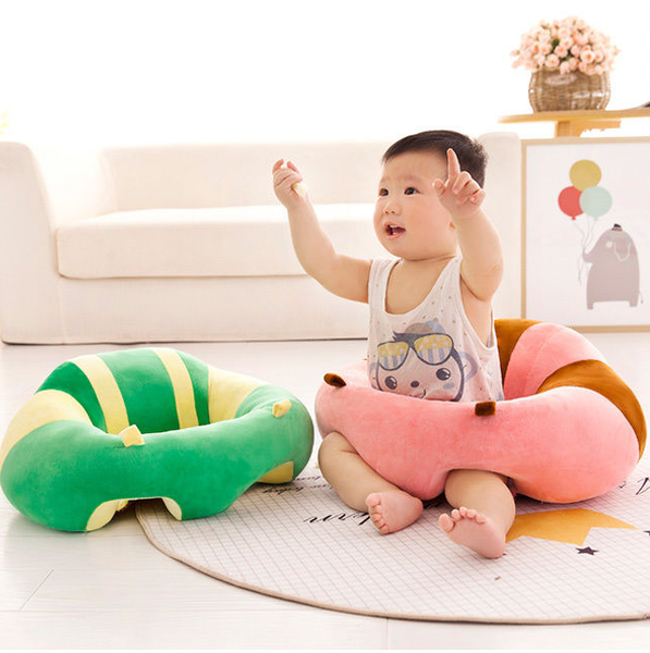 Multi-color baby seat