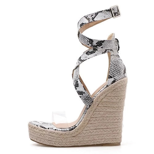 Gladiator Fashion Heels