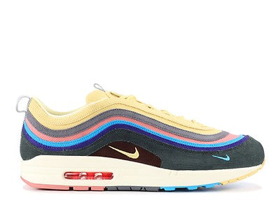 "NIKE AIR MAX 1/97 VF SW ""SEAN WOTHERSPOON"" READY TO SHIP"