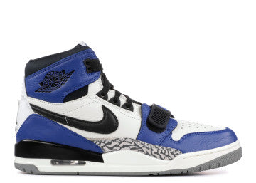 DON C X AIR JORDAN LEGACY 312 NRG STORM BLUE