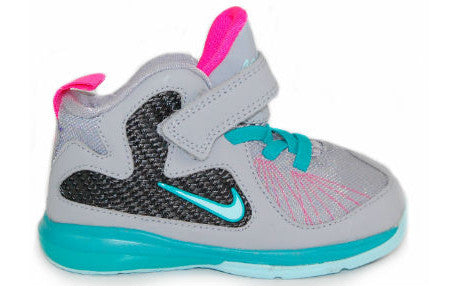 NIKE LEBRON 9 PS SOUTH BEACH TODDLER TD