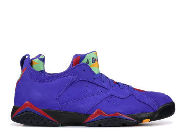 AIR JORDAN RETRO 7 LOW NRG BRIGHT CONCORD
