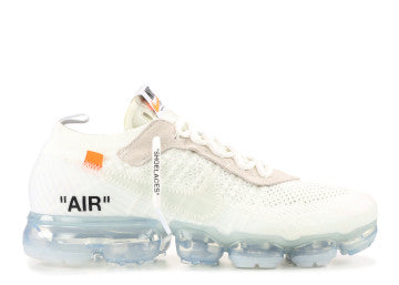 "THE 10: NIKE AIR VAPORMAX FK ""OFF-WHITE"" WHITE"