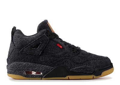"AIR JORDAN RETRO 4 LEVIS NRG BG (GS) ""LEVIS"""