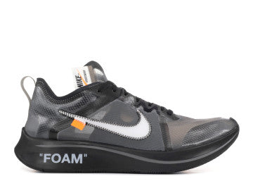 "THE 10: NIKE ZOOM FLY ""OFF WHITE"" BLACK"
