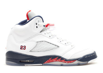 AIR JORDAN RETRO 5 INDEPENDENCE GS