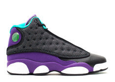 GIRLS AIR JORDAN RETRO 13 AQUA PRESCHOOL PS