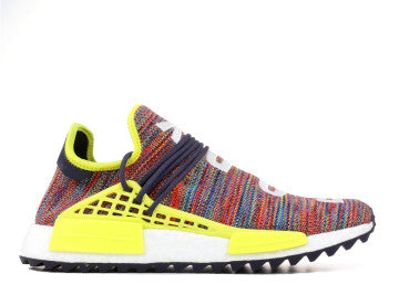 ADIDAS PHARRELL NMD HUMAN RACE NOBLE INK MULTI