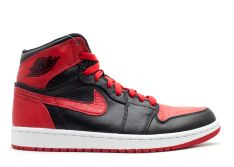 NIKE AIR JORDAN RETRO 1 BANNED