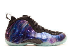 NIKE FOAMPOSITE ONE GALAXY USED