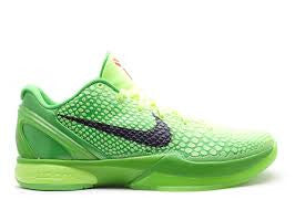 NIKE ZOOM KOBE 6 GS GRINCH
