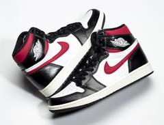 AIR JORDAN RETRO 1 HIGH OG GYM RED