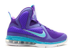 NIKE LEBRON 9 SUMMIT LAKE HORNETS PRESCHOOL PS