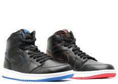 NIKE SB AIR JORDAN RETRO 1 LANCE MOUNTAIN BLACK