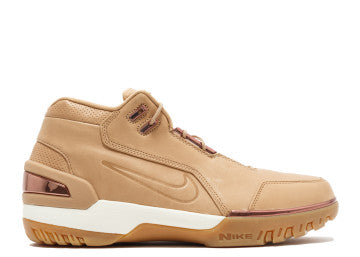 NIKE AIR ZOOM LEBRON GENERATION ALL STAR VANCHETTA TAN