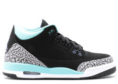 GIRLS AIR JORDAN RETRO 3 MINT GS
