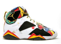 AIR JORDAN RETRO 7 OC MIRO OLYMPIC USED
