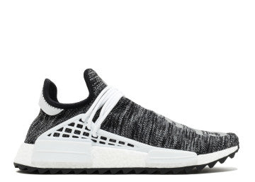 ADIDAS PHARRELL NMD HUMAN RACE CORE BLACK