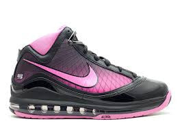 NIKE ZOOM LEBRON 7 THINK PINK GS