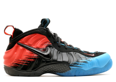 NIKE FOAMPOSITE PRO SPIDERMAN SOFT BOTTOM CRIB CB