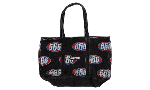 SUPREME DENIM 666 TOTE