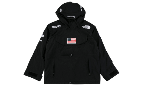 SUPREME TNF EXPEDITION PULLOVER BLK
