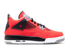 AIR JORDAN RETRO 4 RED TORO GS