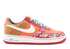 NIKE AIR FORCE 1 YEAR OF THE DOG HYPERSTRIKE