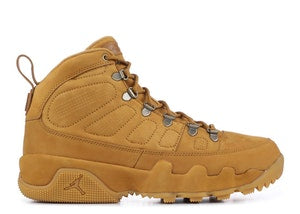 AIR JORDAN RETRO 9 BOOT NRG WHEAT