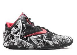 NIKE LEBRON 11 GRAFFITI TODDLER TD