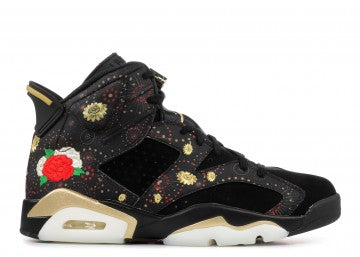 AIR JORDAN RETRO 6 CHINESE NEW YEAR GS