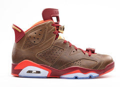 AIR JORDAN RETRO 6 CHAMPIONSHIP CIGAR BOA TEST