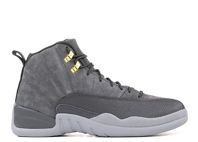 AIR JORDAN RETRO 12 DARK GREY