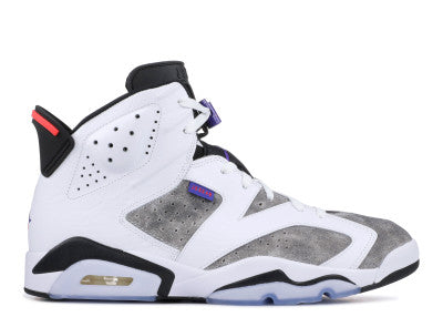 AIR JORDAN RETRO 6 LTR FLINT