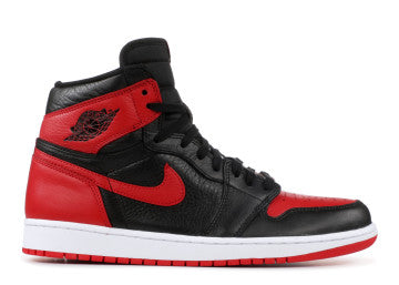 "AIR JORDAN RETRO 1 HIGH OG NRG H2H ""HOMAGE TO HOME"" UN NUMBERED"