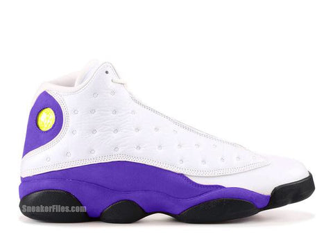 AIR JORDAN RETRO 13 LAKERS